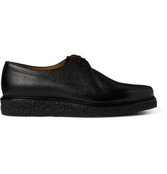 A.P.C. Blair Full-Grain Leather Derby Shoes