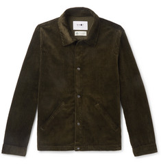 NN07 Adler Cotton-Corduroy Jacket