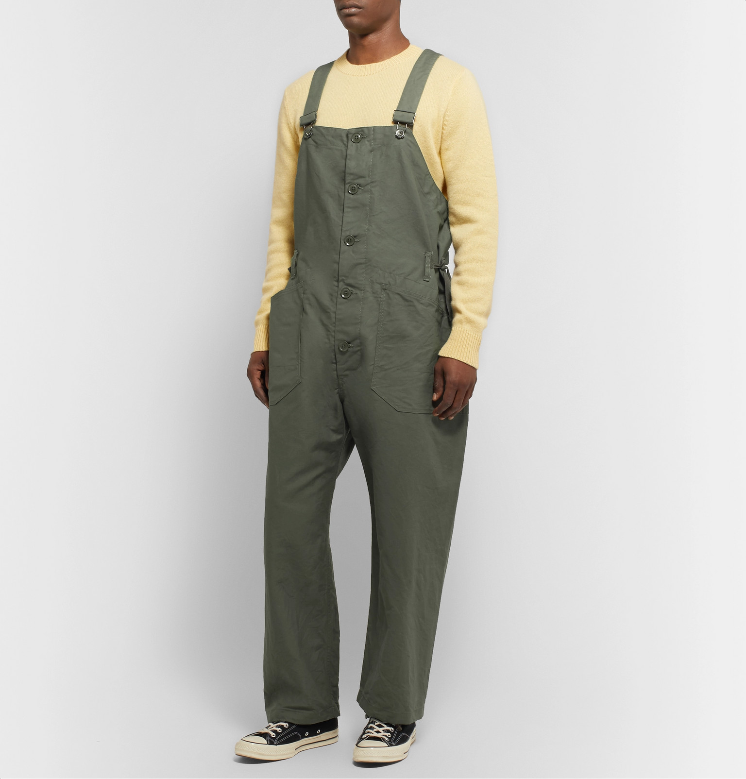 engineered garments overalls engineered garments cover vest