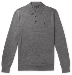 Polo Ralph Lauren Merino Wool Polo Shirt