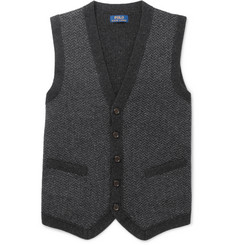 Polo Ralph Lauren - Herringbone Lambswool Sweater Vest