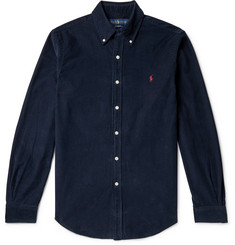 Polo Ralph Lauren Button-Down Collar Cotton-Corduroy Shirt