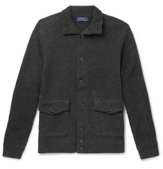 Polo Ralph Lauren Slim-Fit Wool-Blend Cardigan