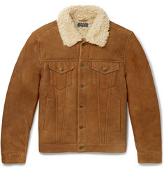 Polo Ralph Lauren Shearling Trucker Jacket