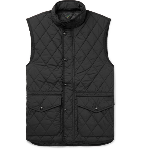 Polo Ralph Lauren Slim-Fit Padded Quilted Shell Gilet