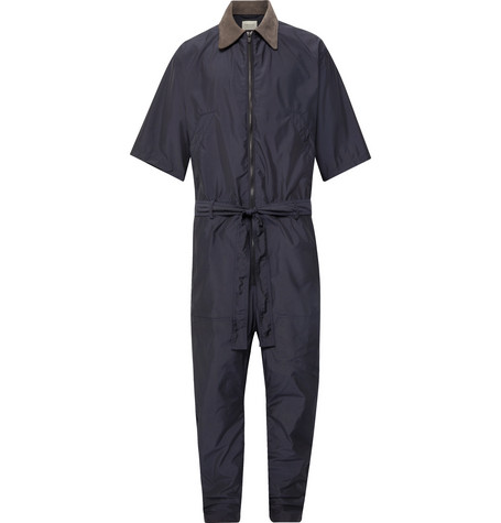Belted Nylon Jumpsuit by Fear Of God