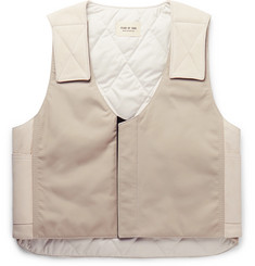Fear of God Nubuck-Trimmed Primaloft Shell Gilet