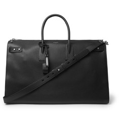 SAINT LAURENT - Sac De Jour Medium Full-Grain Leather Holdall
