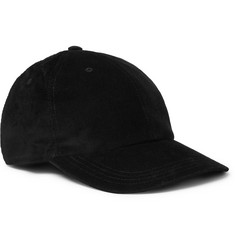 Saint Laurent Cotton-Corduroy Baseball Cap