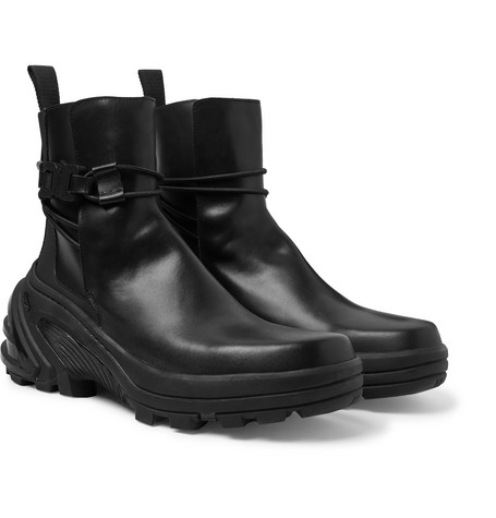 Leather Chelsea Boots by 1017 Alyx 9 Sm