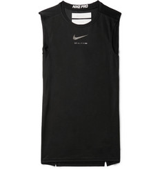 1017 ALYX 9SM + Nike Mesh-Trimmed Stretch Tank Top
