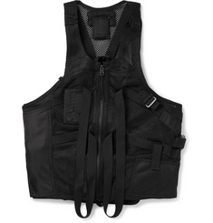 1017 ALYX 9SM Tactical Mesh and Shell Gilet