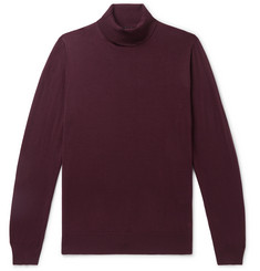 Dunhill Merino Wool Rollneck Sweater