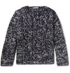 Jacquemus Berger Oversized Wool Sweater
