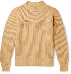 Jacquemus Louis Ribbed Merino Wool Sweater