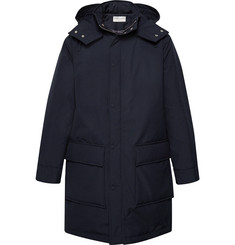 Officine Generale Albert Twill Hooded Parka