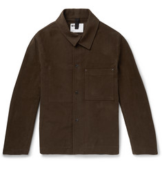 Margaret Howell Cotton-Moleskin Chore Jacket