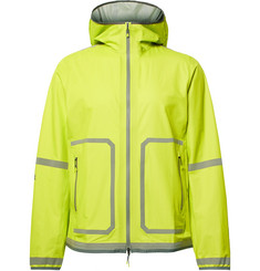 Lululemon - + Robert Geller Take the Moment Glyde Hooded Jacket