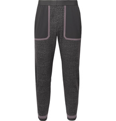 Lululemon - + Robert Geller Take the Moment Ripstop and Full-On Luon Sweatpants