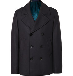 PS Paul Smith Wool-Blend Peacoat