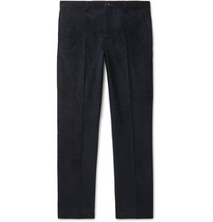 PS Paul Smith Slim-Fit Cotton-Blend Corduroy Trousers