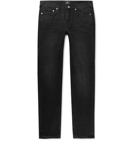 PS Paul Smith Slim-Fit Stretch-Denim Jeans