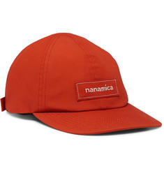 nanamica Logo-Embroidered GORE-TEX® Cap