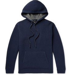 Alanui - Intarsia Wool and Cashmere-Blend Hoodie