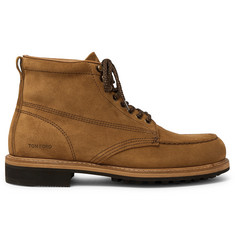 TOM FORD - Cromwell Suede Boots