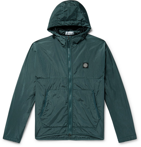 Stone Island Nylon Metal Hooded Jacket