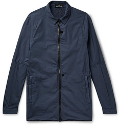 Stone Island Shadow Project Garment-Dyed Tela Shirt Jacket