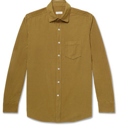Incotex Cotton-Corduroy Shirt