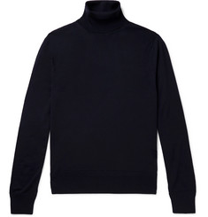 TOM FORD Slim-Fit Merino Wool Rollneck Sweater