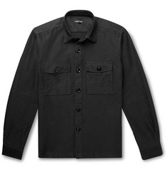 TOM FORD Cotton Overshirt