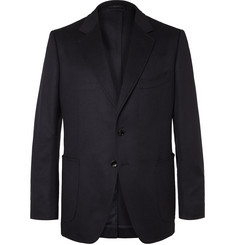 TOM FORD Navy O'Connor Slim-Fit Cashmere Blazer