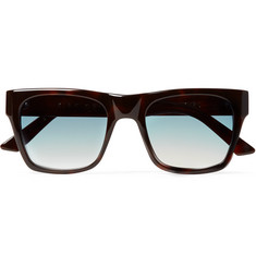 Kirk Originals Donovan Square-Frame Acetate Sunglasses