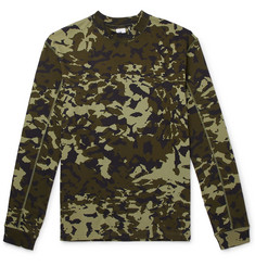 Nike + Matthew Williams Beryllium Camouflage-Print Cotton-Jersey Sweatshirt