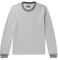 Polo Ralph Lauren Mélange Loopback Cotton-Blend Jersey Sweatshirt
