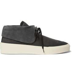 Fear of God Nubuck Sneakers