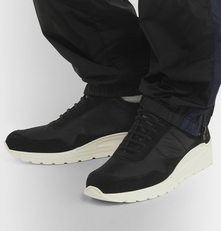 Common Projects Cross Trainer Nylon And