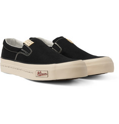 visvim - Skagway Canvas Slip-On Sneakers
