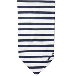 Cafe du Cycliste Loulou Striped Woven Neck Warmer