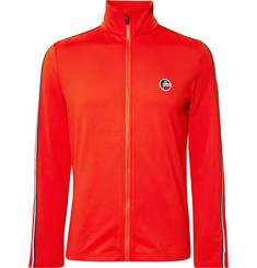 Fusalp Fleece-Back Stretch-Jersey Zip-Up Mid-Layer