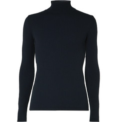 Fusalp Ceillac Slim-Fit Ribbed-Knit Rollneck Ski Sweater