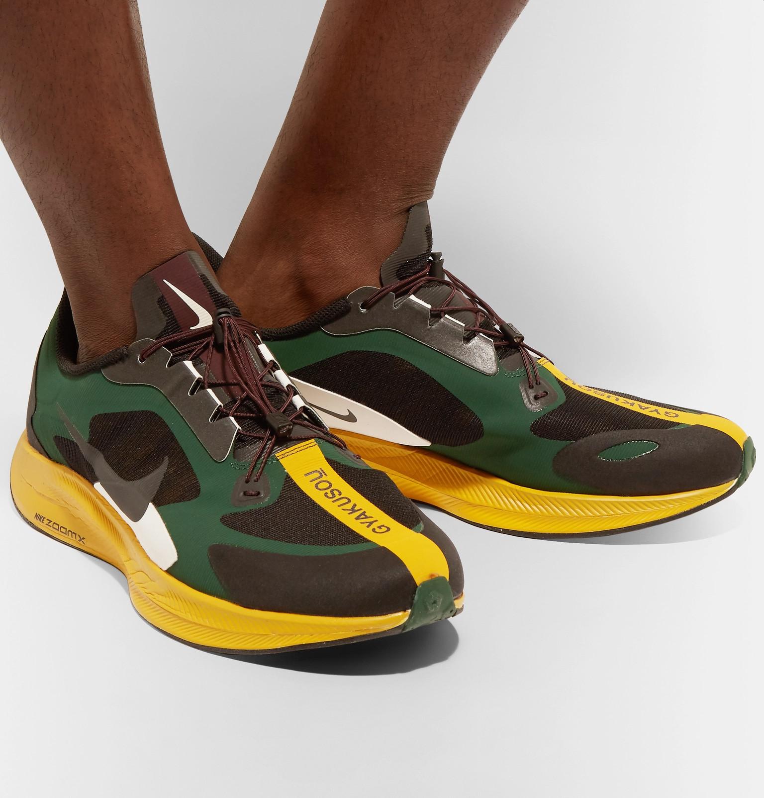 babe87e791a6 Nike x Undercover - + GYAKUSOU Zoom Pegasus Turbo Mesh Sneakers