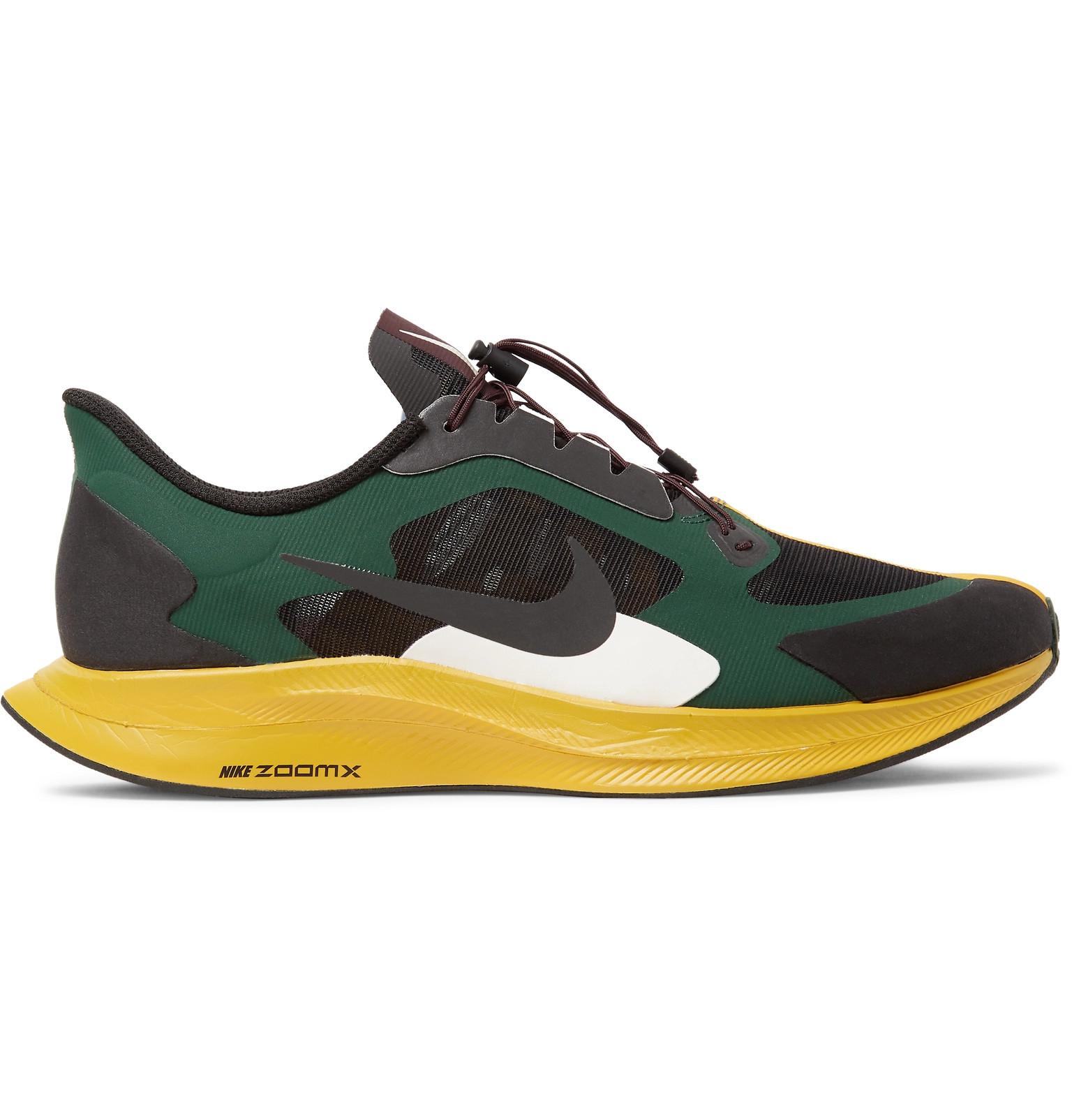 a6c541a1f363e Nike x Undercover+ GYAKUSOU Zoom Pegasus Turbo Mesh Sneakers