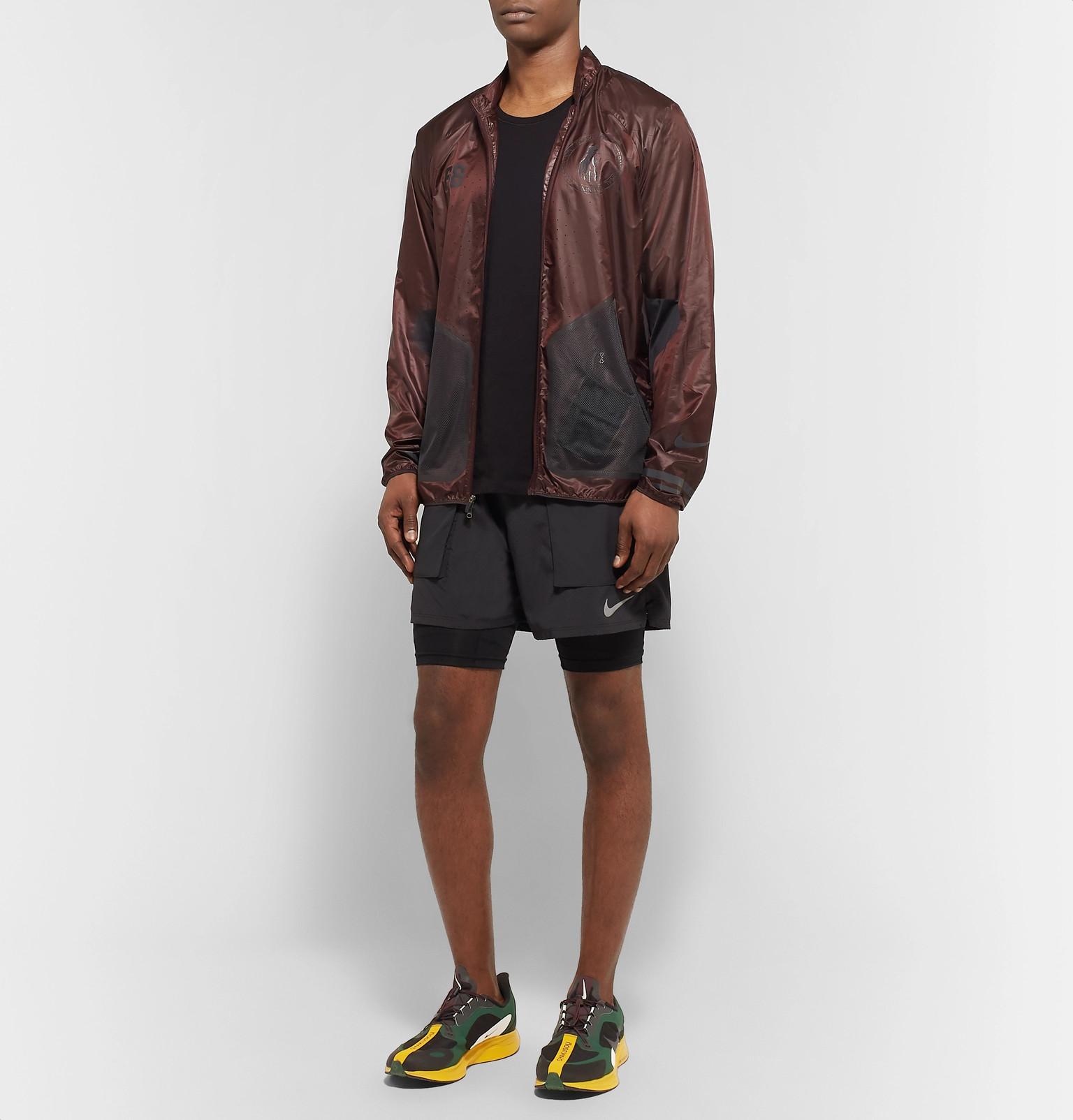 fb4b114b8b56d Nike x Undercover - + GYAKUSOU Zoom Pegasus Turbo Mesh Sneakers