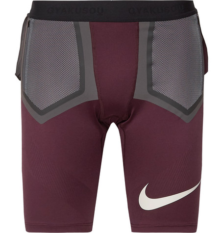 Nike x Undercover + GYAKUSOU Dri-FIT TechKnit Compression Shorts
