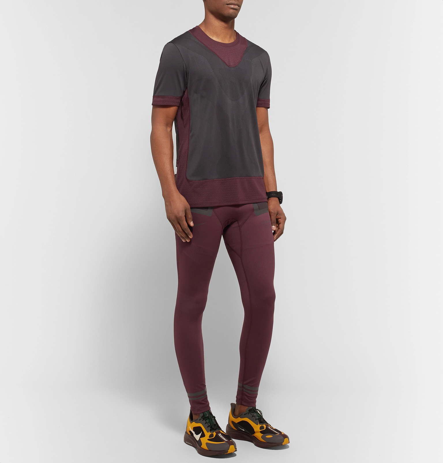 83a5082849eb9 Nike x Undercover - + GYAKUSOU Dri-FIT TechKnit Running Tights