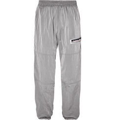 Aries Metallic Tech-Nylon Track Pants